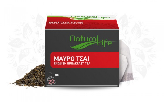 Black Tea - Natural Life Cyprus