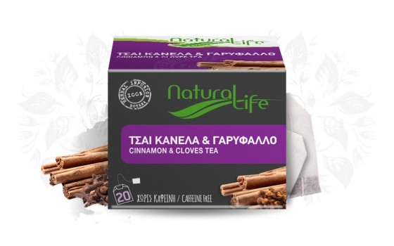 Cinnamon Clove Tea