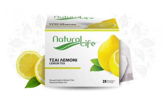 Lemon Tea Natural Life