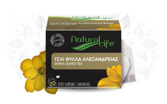 senna leaves tea