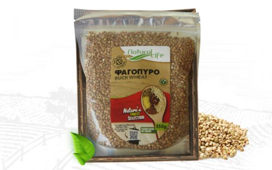 Buck Wheat Natural Life