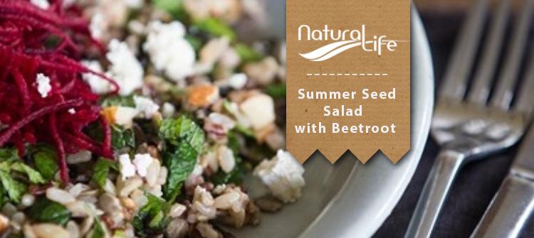 Summer Seed Salad