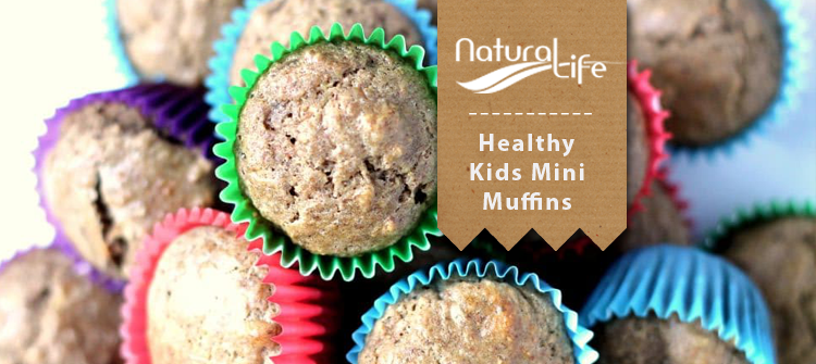 Healthy Kids' Mini Muffins